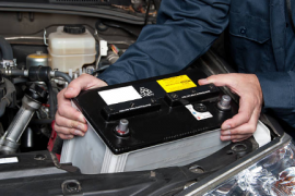 Car Battery Chargers Installation